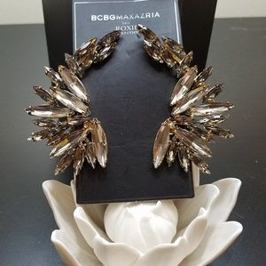 BCBG 'Roxy Collection' Earring Cuffs